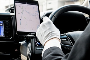 good chauffeur services using technology